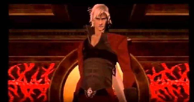 Als Gegner kann Dante ganz schön fies sein.