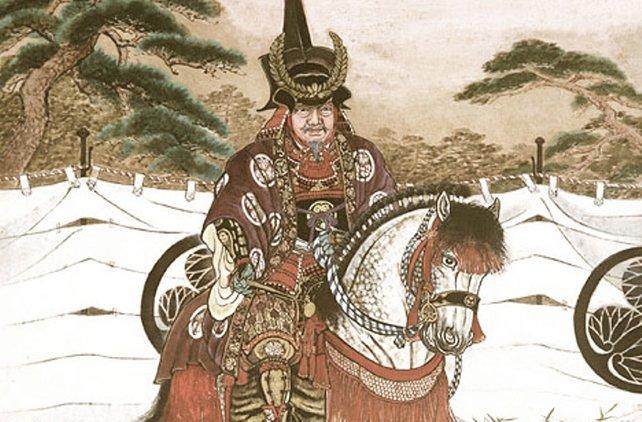 Der Shogun Ieyasu Tokugawa (1543-1616) schottet das Land gegen fast den Rest der Welt ab.