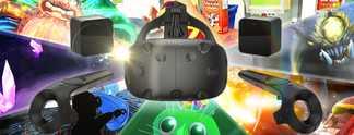 HTC Vive - Diese 10 VR-Spiele lohnen sich