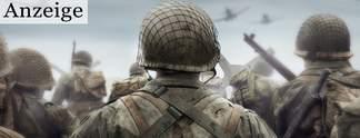 Vorschauen: Call of Duty WWII-Beta ausprobiert: Die Vergangenheit hat Zukunft