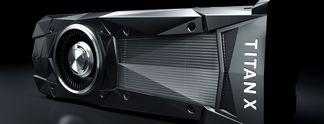 Die neue Geforce Titan X: Die bislang wohl schnellste Karte der Welt