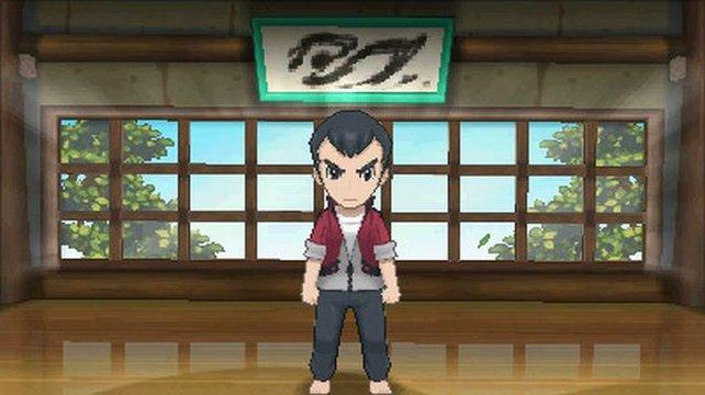 Norman ist der Arenaleiter von Blütenburg City und auch der Vater des Protagonisten
