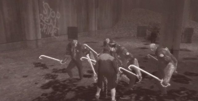 Hier seht ihr die versteckte Albtraumsequenz in Metal Gear Solid 3.