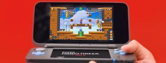 Panorama: New Nintendo 2DS XL: Erster Videoeindruck vom neuen Handheld