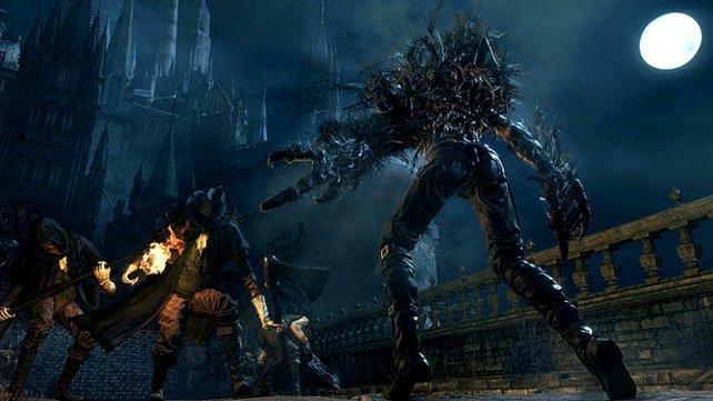 Im DLC zu Bloodborne lauern neue Gefahren auf euch.