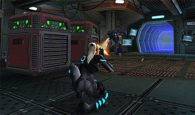 Taktik und Action standen bei Starcraft - Ghost im Vordergrund.