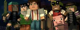 Minecraft - Story Mode: Basteleien sind wieder mit dabei