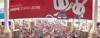 Panorama: Anime Expo 2017: Das ist mal eine lange Schlange