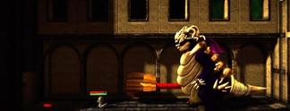 Dark Souls: Startgebiet in Little Big Planet 3 detailgetreu nachgebaut
