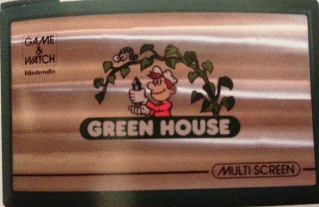 Stanley the Bugman erwehrt sich schon in Greenhouse lästiger Insekten. In Donkey Kong 3 (Arcade, NES, G&W: Micro Vs. System) muss er noch einmal ran.