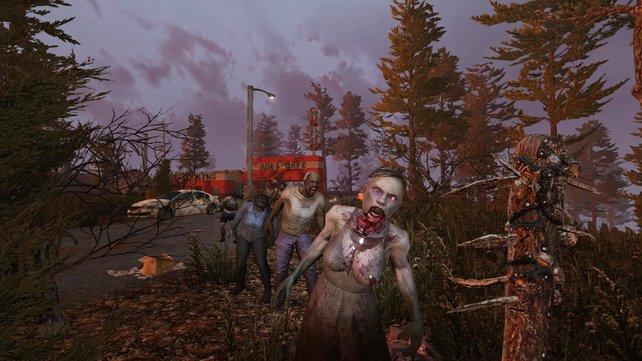 Tauchen zu viele Zombies auf, entfernt ihr sie einfach mithilfe unserer Cheats und Konsolenbefehle.