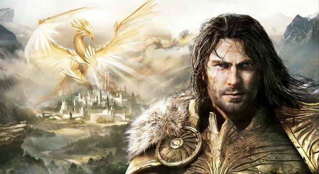 Ivan van Griffin ist Held der Kampagne. Er soll das Heilige Reich befrieden, scheint aber noch nicht bereit für diese Aufgabe.