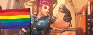 Overwatch: Heldin wird zur Ikone f�r Homosexuelle