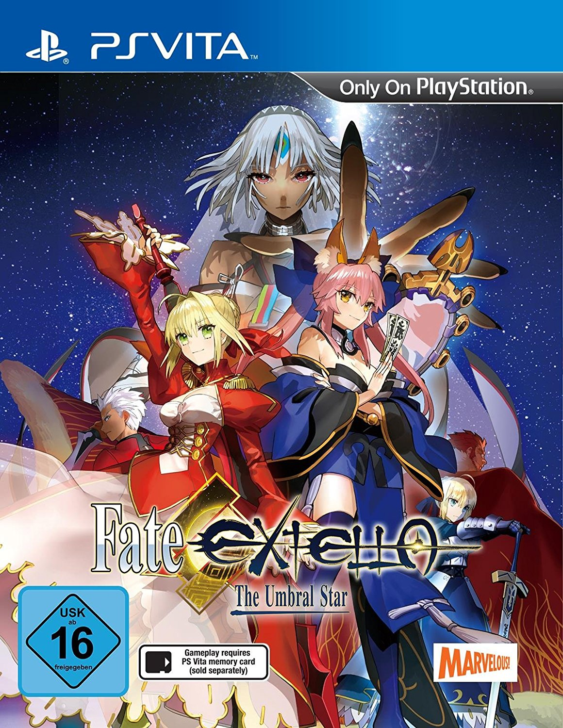 Fate / Extella - The Umbral Star