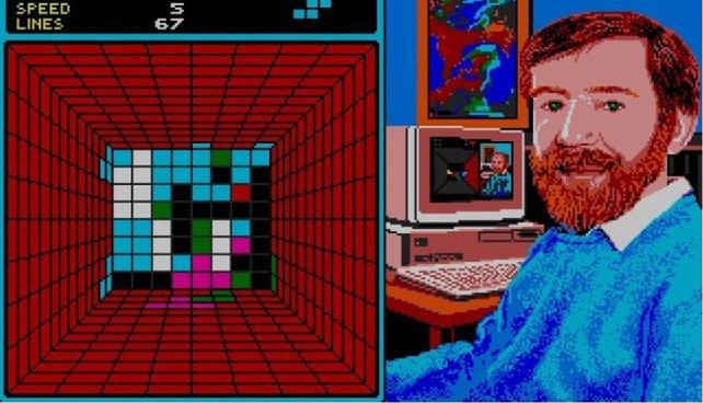 Schon 1989 erfindet Paschitnow Welltris, den ersten von bis heute 54 Tetris-Nachfolgern. Keiner kann dem Original das Wasser reichen.