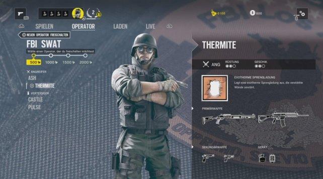 Operator Thermite