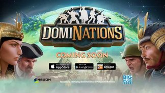 DomiNations Launch Trailer