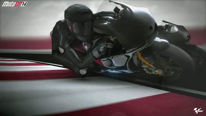 Moto GP 14 bietet euch spannende Motorradrennen.