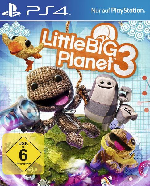 Little Big Planet 3 - Super Kreativität mit einigen Bugs