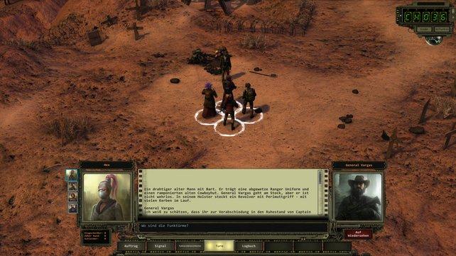 General Vergas beauftragt die Rekruten, den Tod von Ranger Ace zu untersuchen.
