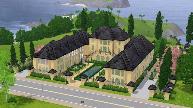Mit einigen Tricks schraubt ihr etwas an der Grafik von Sims 3.