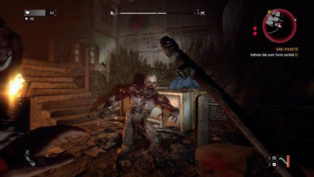 In einer Mehrspielervariante verkörpert ein Mitspieler einen übermächtigen Nachtjäger!