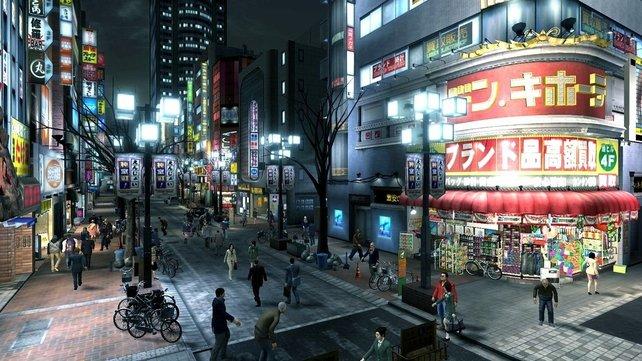 Lust auf einen virtuellen Ausflug in Japans Unterwelt?