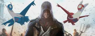 Pok�mon, Far Cry 4 und Assassin's Creed: Die Video-Wochenshow