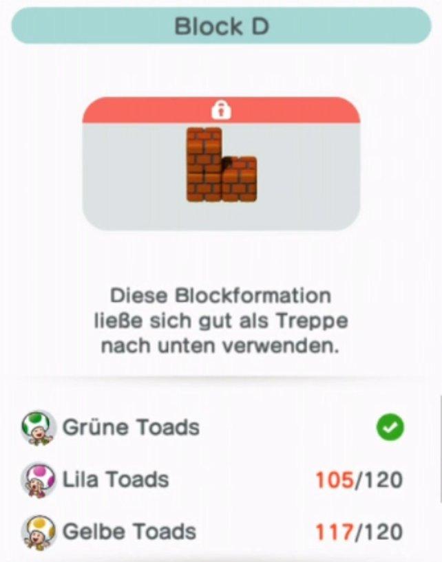 """Block-Formation und die """"Toad-Kosten""""."""