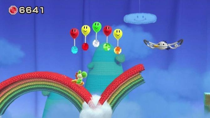 Manisches Grinsen aus allen Winkeln der Welt gehört nun mal zu jedem Yoshi-Spiel dazu. Seht ihm diese infantile Seite nach, denn sie ist nur die Verpackung für einen grundsoliden Hüpfspielkern.