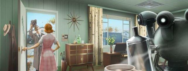 Futuristischer soll es werden: Das nächste Projekt von Bethesda wird Fallout hinter sich lassen.