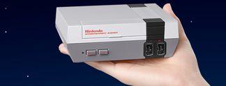 NES Classic Mini: Produktion der Retrokonsole wird offiziell eingestellt