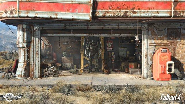 Die Bombe ist bereits geplatzt: Fallout 4 kommt!