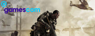 Call of Duty - Advanced Warfare: Mehrspieler-Premiere auf der Gamescom in K�ln