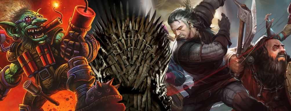 Folge 37: Hearthstone, Game of Thrones und mehr