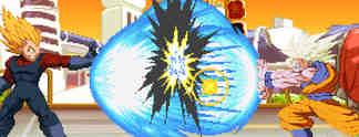 Hyper Dragon Ball Z: Gratis Prügelspiel von Fans