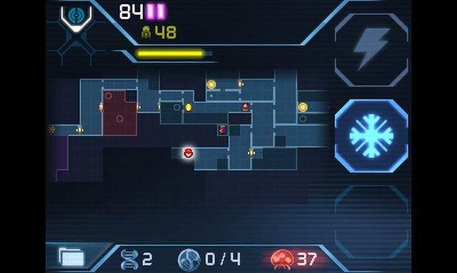 Die wichtigste Neuerung: Endlich verfügt das Spiel über eine Karte.