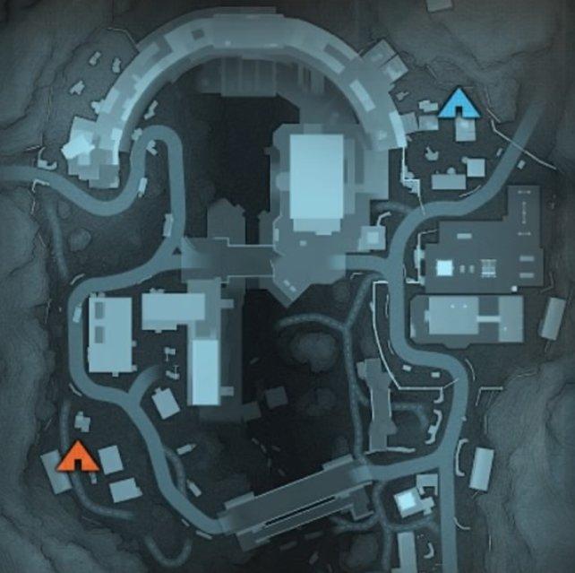 Karte: Gray Rampart