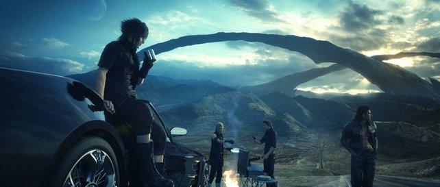 Die Trophäen-Jagd in Final Fantasy 15 kann beginnen!