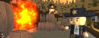 Brick Force: Juni-Aktualisierung entf�hrt euch in den wilden Westen
