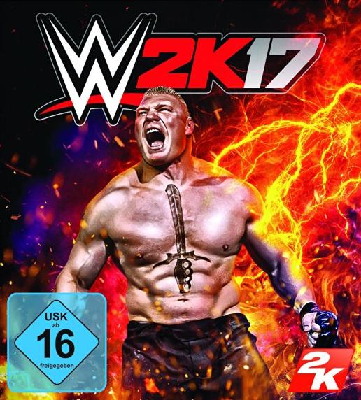 WWE 2K17 - super Kreationsm�glichkeiten die im Universum Mode zum Absturz f�hren