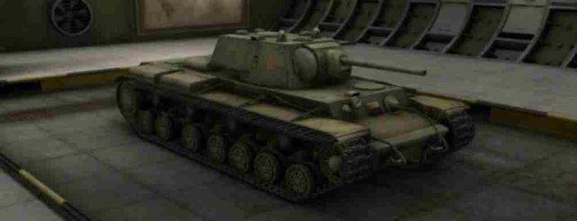 Der KV-220 ist einer der möglichen Gewinne für den Abschluss aller gestellten September-Aufträge.