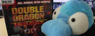 Uffruppe #165: Retro-Stunde mit der Double Dragon Trilogy samt USB-Pad