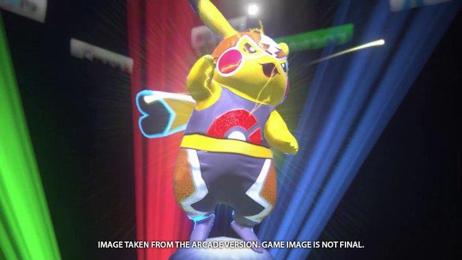 Pikachu als Luchador? Na warum nicht!