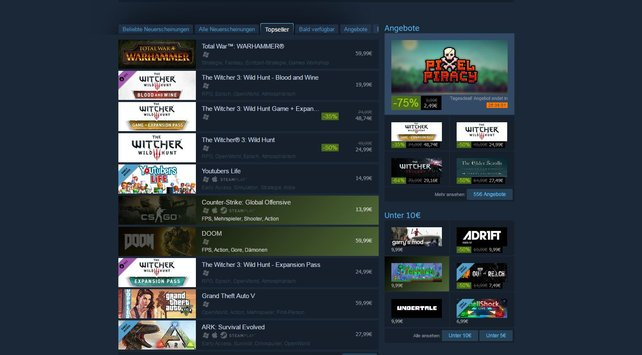 Enhanced Steam ist toll. Vertraut uns.