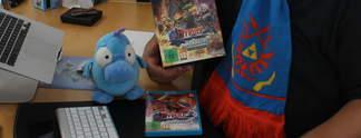 Hyrule Warriors - Limited Edition in Uffruppe: Schal und Beigeschmack f�r Tante Zelda