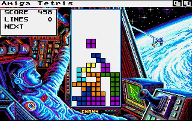 Die ersten Westversionen von Tetris sind voller Motive, die als typisch russisch gelten.