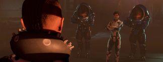 Mass Effect - Andromeda: Fünf Minuten Spielszenen im Video
