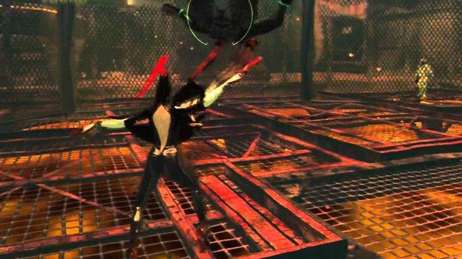 Anarchy Reigns: Bayonetta teilt auch hier aus.