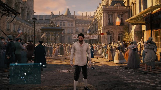 Arno Dorian ist der Protagonist in Assassin's Creed: Unity.